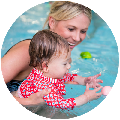 Parent & Baby Swimming lessons