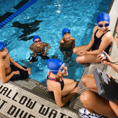 Squad Swim Camp at BWSS